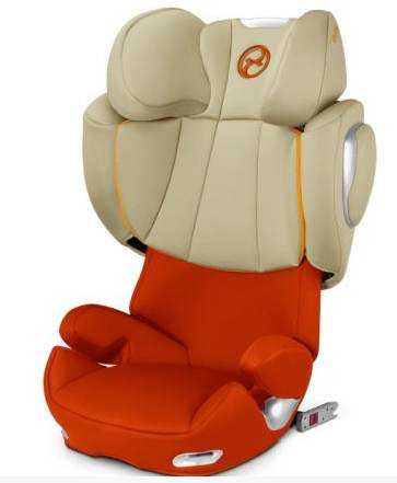 Cybex Solution Q2-Fix Group gold baby car seat The best baby car seat ever? cybex
