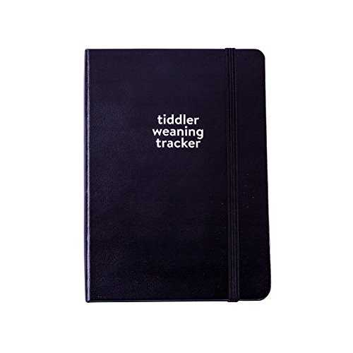 tiddler weaning tracker – Luxury Baby Weaning, Sleeping & Changing Tracking Journal / Log Book (Black Cover) 41anhiQv4IL