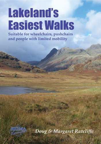Lakeland's Easiest Walks: Suitable for Wheelchairs, Pushchairs and People with Limited Mobility 51rzpyihwFL