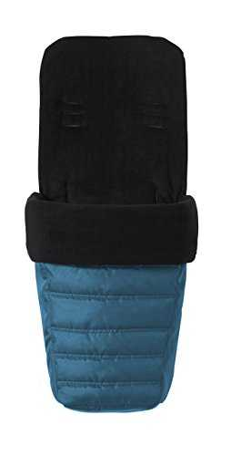 Baby Jogger Multi Fit Footmuff - Teal