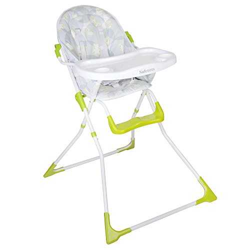 Safetots Compact Foldable Baby Highchair (Tiny Charms) 41k7yGKOc4L