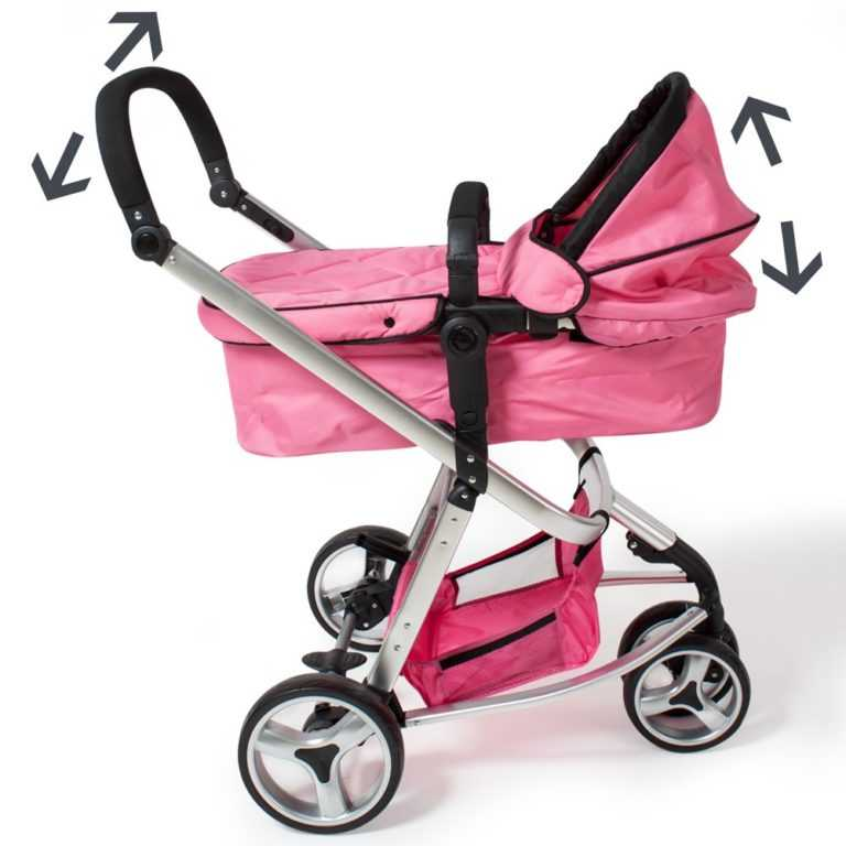TecTake 3 in 1 Pushchair