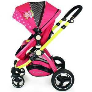 isafe mea lux travel system