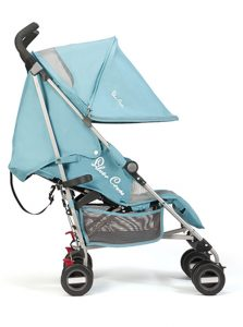 silver cross zest lightweight pushchair