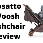Cosatto Woosh Pushchair Review
