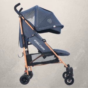 Maclaren Quest Stroller- Full-featured, lightweight and compact. Newborn Safety System™ and compatible with Maclaren Carrycot, extendable...